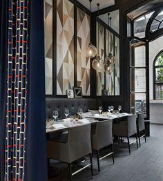 Café Artcurial by Charles Zana, Paris – France »  Retail Design Blog