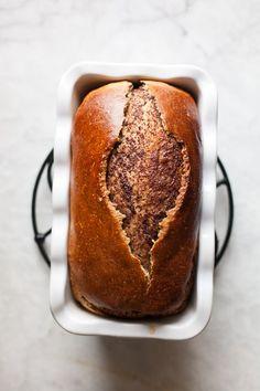 Nutella Swirl Bread (Artisan Bread in Five Minutes a Day)
