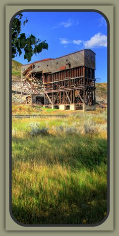 Atlas #Coal Mine #Alberta