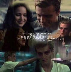 #TheHungerGames #Mockingjay Part 2 - Katniss & Peeta