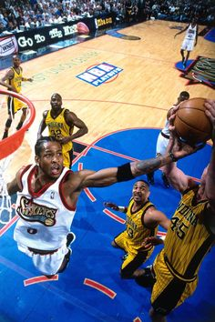 Philadelphia  soul forever     Allen Ezail Iverson  