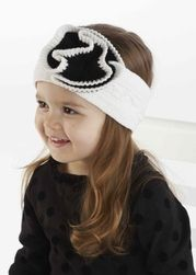 Mud Pie Diva Cable Knit Ear Muff only $18.95 - Fall 2012 Preview