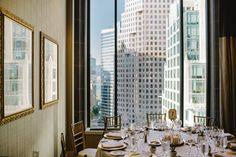 Fairmont Hotel, Rooftop Wedding, Wedding Venues, Vancouver Hotels, Wedding Inspiration, City, Home Decor, Wedding Places, Homemade Home Decor