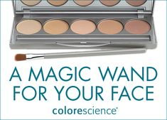 The Best Concealer For Everything | Colorscience Mineral Corrector Palette