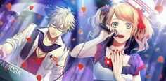 Kento and Heroine | Amnesia #otomegame