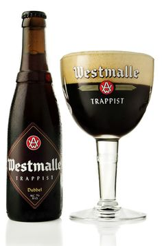 Westmalle Dubbel - Rare Belgian, brewed by Trappist Monks... considered the best beer in the world.