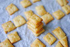 Simply Scratch - White Cheddar & Parmesan Cheez-its