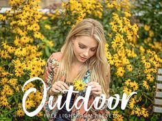Free Outdoor Lightroom Presets Vintage Lightroom Presets, Best Free Lightroom Presets, Professional Lightroom Presets, Lightroom 4, Actions Photoshop, Photos Voyages, Outdoor Portraits, Beach Photography, Photography Tips