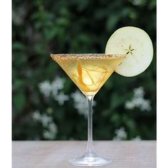 Cocktail Martini Pomme
