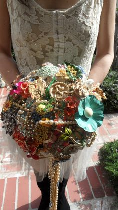 Home of the Brooch Bouquet by Amanda Jane by broochbouquets
