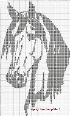 ru / Photo # 184 - Archive - Olgakam - That's It Cross Stitch Horse, Cross Stitch Animals, Cross Stitch Kits, Cross Stitch Charts, Cross Stitch Patterns, Filet Crochet, Crochet Chart, Crochet Animal Patterns, Crochet Animals