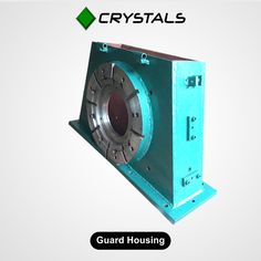 Guard Housing Guard Housing, Wheel Guard Housing is the component, which houses the Liners and the bare wheel. The inside distance and the rigidity of the Guard housing place a vital role in fitment of spares and reduction in vibration. #crystalsgroup #machines #guardhousing #wheelguardhousing Visit - http://crystals-group.com/
