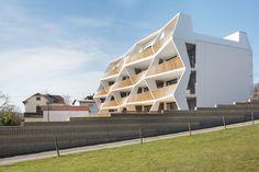 Ragnitzstraße Housing / LOVE architecture and urbanism