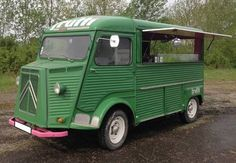 PERFECT CITROEN HY CATERING VAN For Sale (1979)