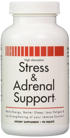 Stress and Adrenal Support Vitamin: http://www.amazon.com/Adrenal-Support-Supplements-Address-Symptoms/dp/B002IS8OZU/ is a supplement used to help reset your adrenals and help handle stress with vitamins. It works really really well.  Ar you looking for THE BEST way to clean your body? You found it! - Look my page!!!