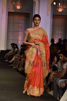Pallavi Jaikishan at Aamby Bridal Fashion Week 2012