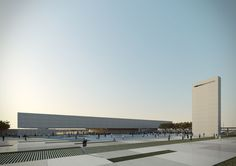 Resultados do Concurso Centro Cultural de Eventos e Exposições – Cabo Frio, Nova…