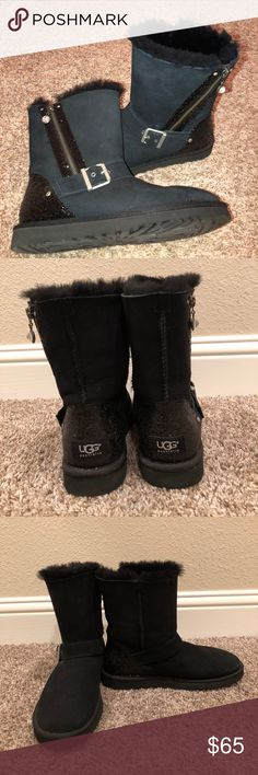UGG Boots Women's black UGG Boots UGG Shoes Winter & Rain Boots