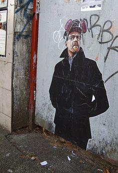 #breakingbad #graffiti