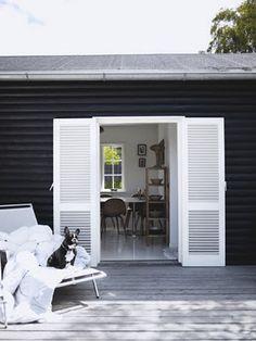 Danish summer house