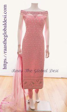 as rang phabna tenu. Kurta Designs Women, Salwar Designs, Blouse Designs, Churidhar Designs, Dress Designs, Dress Indian Style, Indian Dresses, Indian Outfits, Indian Skirt