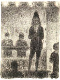 スーラ、トロンボーン奏者1887