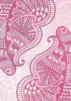 Henna Design Art Print   Society6.com