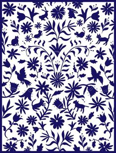 Fliesen Otomi Art Print Schablone Men's Chaps and the Ladies Chaps Men's chaps Chaps are the protect Mexican Fabric, Mexican Art, Mexican American, Graphic Pattern, Mexican Pattern, Blue Artwork, Mexican Embroidery, Mexican Designs, Surface Pattern Design
