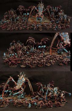 Tyranids - Hive Fleet Cerberus