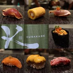 This is making me drool.  Celebrating H's new job! #kusakabe #omakase #kaiseki #sf #nomnom #michelinstar by soulstruck