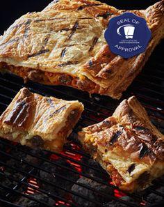 Boerewors Braai Pie Braai Pie, French Toast, Meals, Snacks, Fresh, Breakfast, Food, Morning Coffee, Appetizers