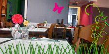 A TESTER > Une Fleur des Champs - 4 rue des Charpentiers. Restaurant bio, tout fait maison, veggie friendly.