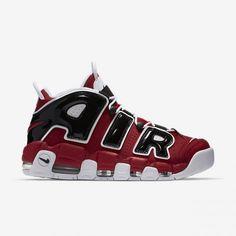 eb17270edb52c4 Herren Schuhe Nike Air More Uptempo  96 Rot Schuhe DE112793 Kaufen Cheap Jordan  Shoes