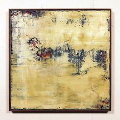 "framewithoutborderworks: ""martin lechner carré #00640116 - oil on canvas on…"