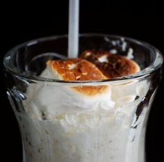 Toasted Marshmallow Shakes.