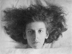 Claude Cahun - self portrait, 1914