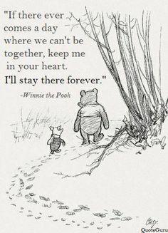 ...always