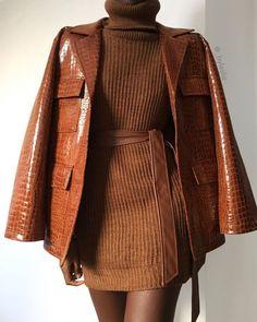 Look Fashion, Fashion Outfits, Womens Fashion, Blazer Fashion, Brown Fashion, Fashion Tips, Fashion Clothes, Fashion Fashion, Fashion Online