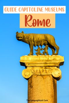 Rome Travel, Italy Travel, Most Romantic, Romantic Travel, Roman Sculpture, Lion Sculpture, Museum Guide, Rome Itinerary, Day Trips From Rome
