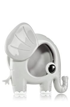 Gray Elephant Scentportable Holder - Slatkin & Co. - Bath & Body Works...i got this one too but in pink