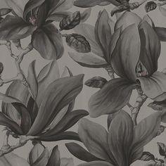 Magnolia Dark Grey - Decor Maison - Tapetkunst.dk
