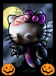 """Search Results for """"hello kitty zombie wallpaper"""" – Adorable Wallpapers Hello Kitty Cartoon, Hello Kitty Characters, Hello Kitty Art, Hello Kitty My Melody, Zombie Wallpaper, Halloween Wallpaper, Little Twin Stars, Sanrio, Creepy Backgrounds"""