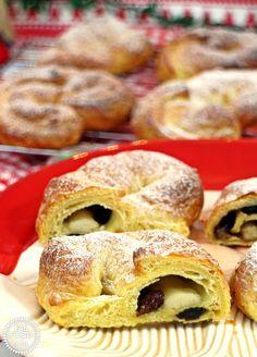 Cheat's Stollen Croissants 2 Ways - Fab Food 4 All