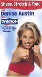 Shape Stretch and Tone with Denise Austin *** You can get more details by clicking on the image. Denise Austin, Yoga Videos, Movie Tv, Stretches, Shapes, Appliances, Image, Amazon, Store