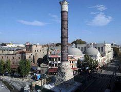 İstanbul'un 2. tepesi: Çemberlitaş