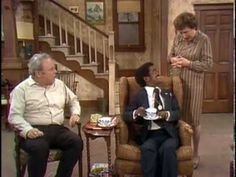 All in the Family S2 E21 - Sammy's Visit. Sammy Davis, Jr. Pays a visit to the Bunker Household.