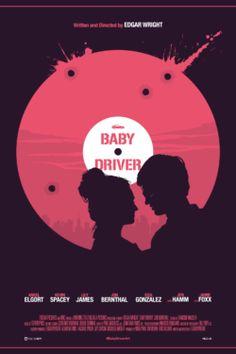 Image result for Baby driver art poster
