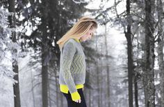 I love this winter look! Fish and Chic - www.kellyshop.com