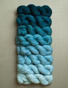 purl soho | products | item | cashmere ombré wrap (purl soho)