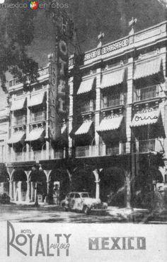 Fotos de Puebla, Puebla, México: Hotel Royalty